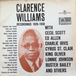 Clarence Williams -...