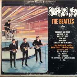 The Beatles - Something New...